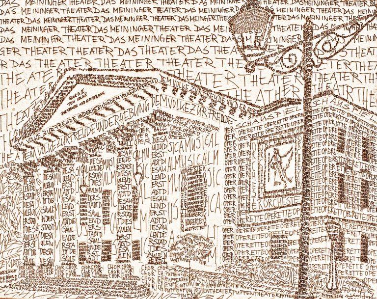 Meininger Theater, M. Hopf
