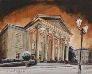 Meininger Theater, Michael Hopf