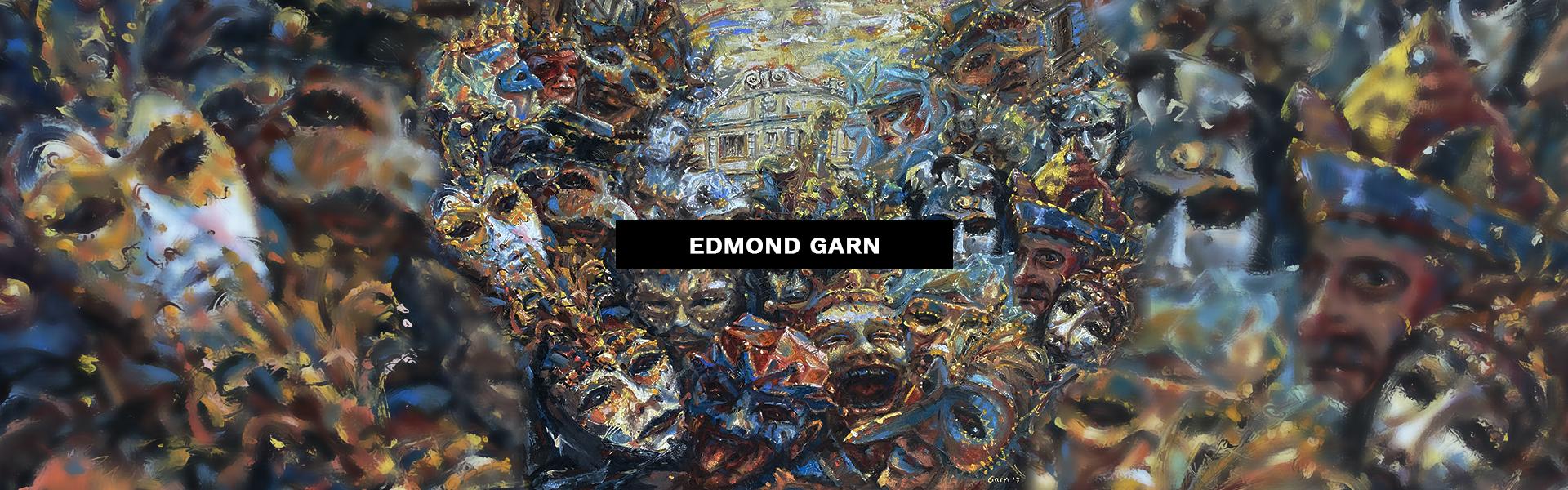 Sonderausstellung von Edmond Garn