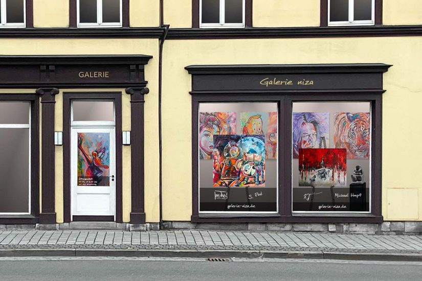 Galerie niza Meiningen