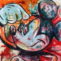 Mickey 2, miho