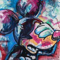 Mickey 3, miho