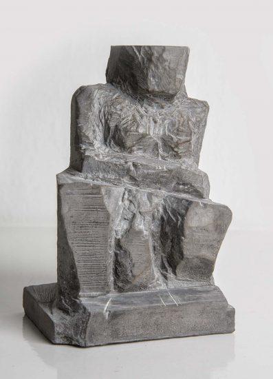 Monolithische Figur 1, S. Paul